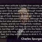 Charles Spurgeon on the Bible